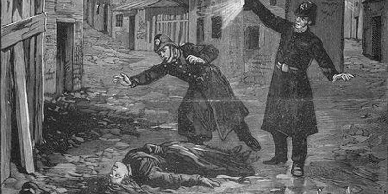 Jack the Ripper Whitechapel