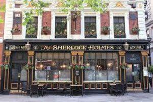 Sherlock holmes christmas virtual tour