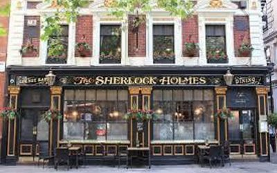 Sherlock Holmes at Christmas – virtual tour
