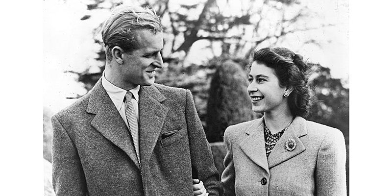 The Crown Official Walks: from Princess Lillibet to Queen Elizabeth